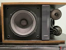 bose 301 series iii. vintage bose 301 series ii speakers iii