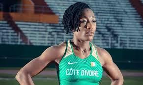 Marie Josée Ta Lou : l'athlète ivoirienne sur le toit de l'Afrique - Africa  Top Success