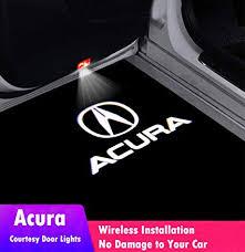 2Pcs Universal Wireless Car Door LED Projector Light ... - Amazon.com