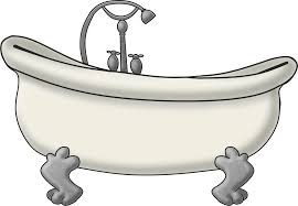 bathtub clipart object 26031327