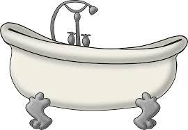 bathtub clipart object 26031327