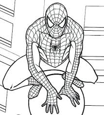 Marvel Coloring Easily Marvel Superhero Coloring Pages Printable