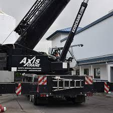 Grove Gmk5275 Axis Crane Serving Marion County Oregon