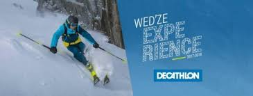 <b>WEDZE</b> EXPERIENCE test by Decathlon