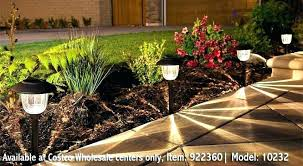 full size of smartyard solar pathway lights costco 4 pack candy cane 8 outdoor garden lighting