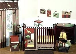 baby boy dinosaur nursery antique crib bedding themed