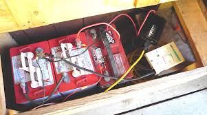 eartheasy blog acirc our simple diy home solar power system solar battery bank