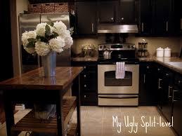 Split Level Kitchen Remodel My Ugly Split Level The Kitchen