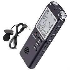 Top các loại máy ghi âm siêu nhỏ, chuyên nghiệp tốt nhất hiện nay