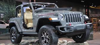 2020 Jeep Gladiator | RAM Multifunction Tailgate | Auto Show News ...