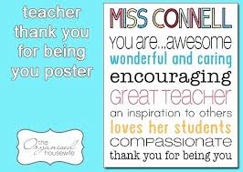 Thank You Teacher Quotes Preschool Teacher Quotes Nice Thank You Teacher Quotes Plus Awesome 83