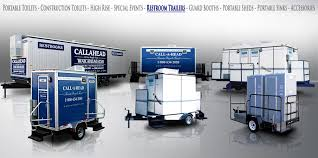 bathroom trailers. Portable Toilet Products And Services Porta Potty Catchy Bathroom Trailer Trailers