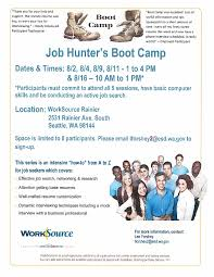 job opportunities meet councilmember o brien boot camp flyer