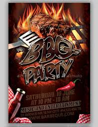 Barbecue Flyers 31 Bbq Flyer Templates Psd Vector Eps Jpg Download