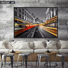 modern uk london circus street bus photo poster picture wall art canvas print for home and on poster wall art uk with modern uk london circus street bus photo poster picture wall art