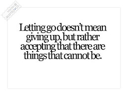 Quotes About Giving Up Letting Go Doesn't Mean Giving Up Sad Quote QUOTEZ○CO 43