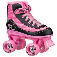Roller Derby Firestar Size Chart Amazon Com Roller Derby Skate Corp Firestar Youth Girls