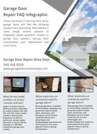 our infographic in aliso viejo