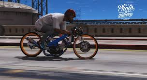 gta 5 drag bike lose weight replace mod gtainside com