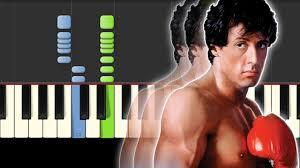 Rocky / Entrenamiento / Piano Tutorial - YouTube