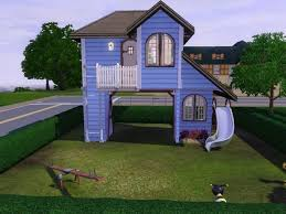 Small Picture Tutorial Creating a Playhouse Playhouses Sims and Tutorials