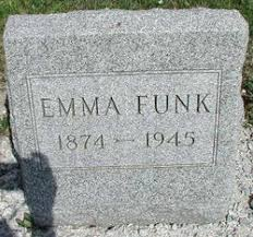 Emma Lillian Boterf Funk (1874-1945) - Find A Grave Memorial