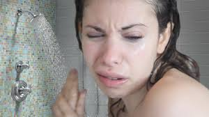 Girls Doing Bathroom