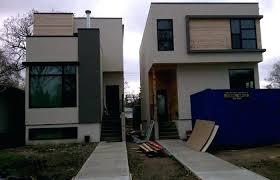 narrow house designs narrow lot modern house plans modern house plans medium size contemporary house plans