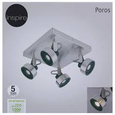 Светильник Poros, <b>планка</b> на <b>4</b> спота в Новосибирске – купить по ...