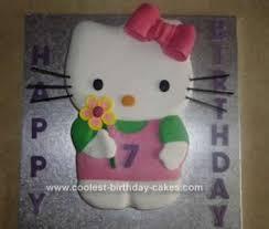 Coolest Hello Kitty Birthday Cake Idea