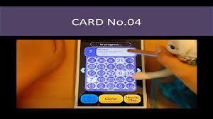 tsum tsum mission bingo card 4 double bingo gameplay mission 7