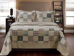 BEAUTIFUL COZY TAN BEIGE BLUE RED GREEN COUNTRY CABIN PLAID COTTON ... & Image is loading BEAUTIFUL-COZY-TAN-BEIGE-BLUE-RED-GREEN-COUNTRY- Adamdwight.com