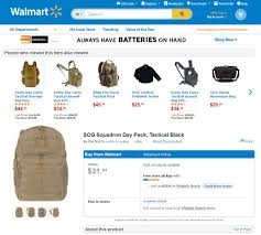 SOG Squadron Pack This Found At Walmart Looks Very Familiar - Soldier Systems Daily