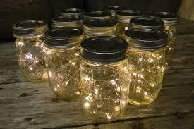Splendid string lights diy mason jar lights