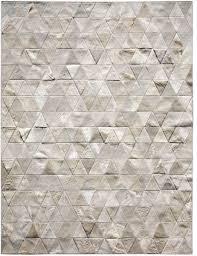 patchwork cowhide rugs in smart