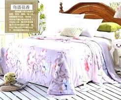 chese cleang chinese silk comforter cover
