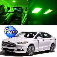 Ford Fusion Green Car Light Amazon Com Eccpp Interior Car Lights High Performance