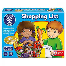 Shopping List Classy ORCHARD TOYS SHOPPING LIST GAME