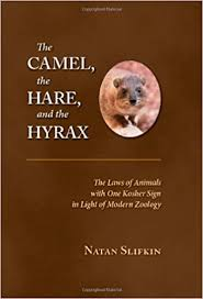 The <b>Camel the</b> Hare and the Hyrax: Natan Slifkin: 9789652295750 ...