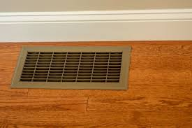 ducts behind walls do this for airflow
