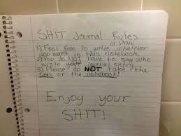 bathroom stall writing. Found This In The Dorm\u0027s Bathroom Stall. Stall Writing L