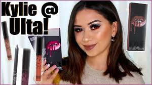 kylie cosmetics lipsticks at ulta beauty kylie lip kit swatches from ulta
