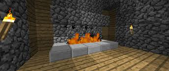 How To Build A Fireplace In Minecraft  YouTubeFireplace In Minecraft