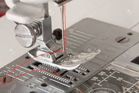 Image result for machine needle and thread close up