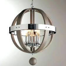 wood orb chandelier wood orb chandelier medium size of wood orb chandelier fresh rustic wooden wrought