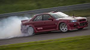 Door Nissan Skyline Drifting Youtube