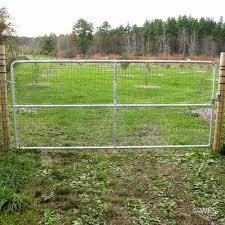 welded wire fence gate. 62\ Welded Wire Fence Gate C