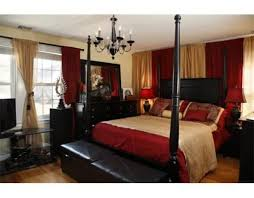 Catchy Romantic Red And Black Bedrooms With Best 25 Red Master Bedroom  Ideas On Pinterest Red Bedroom Decor