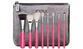 zoeva pink elements clic set