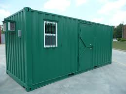 Shipping containers office Prefabricated Office 20ft Mobile Office 20ft Mobile Office The Business Journals 20ft Mobile Office 40ft Office Container 40 Container Office